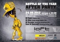 Official Arter Party Boty 2012 /elimination of Belarus-CIS/