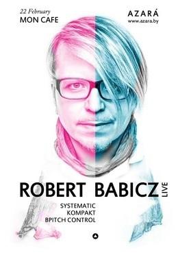 Robert Babicz (Live)