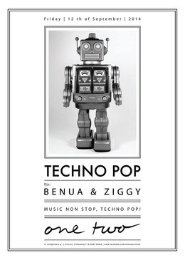 Techno Pop:  Djs Benua & Ziggy
