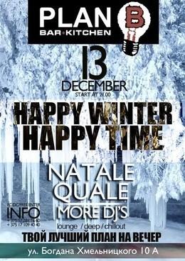 Happy Winter Happy Time