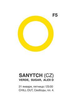Sanytch — CZ, Verde, Sugar, Alex D