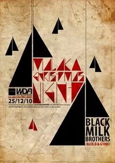 Black Milk Brother/Alex.D&G100F/