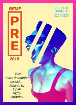 Pre Bemf 2015 Party