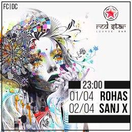 DJ Rohas / DJ Sanj X