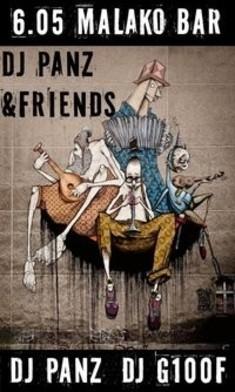 Dj Panz & friends