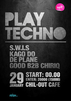 Play Techno