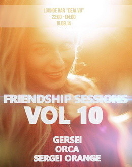 Friendship Session Vol.10