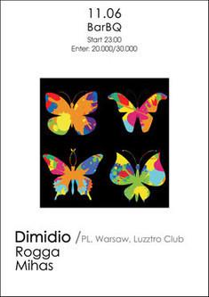 Imidio (Pl, Warsaw, Luzztro Club)