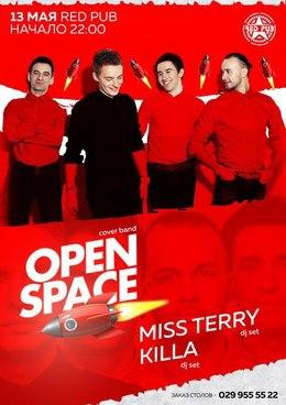 Концерт группы Open Space