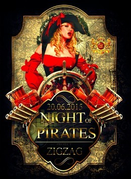 Night of Pirates