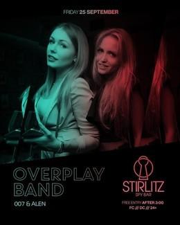 Overplay & Alen & 007