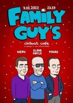 Family Guy's