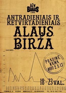 Alaus Birza