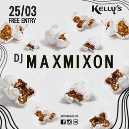 Вечеринки DJ Maxmixon 25 марта, сб