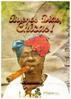 BUENOS DIAS, CHICAS!