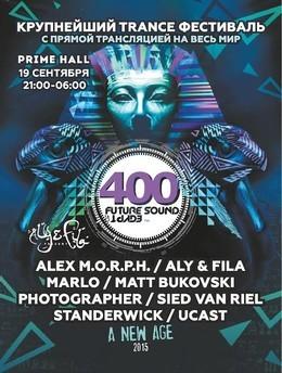 Future Sound of Egypt (FSOE 400)