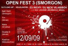 Open Fest 3