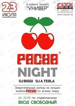 PACHA night