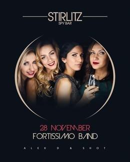 Fortissimo Band, Alex D & Shot