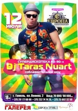 DJ Taras Nuart