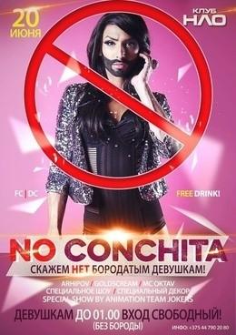 NO Conchita