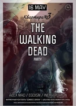 The Walking Dead party