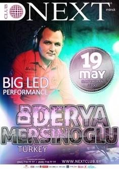 DJ Derya Mersinoglu (Turkey)