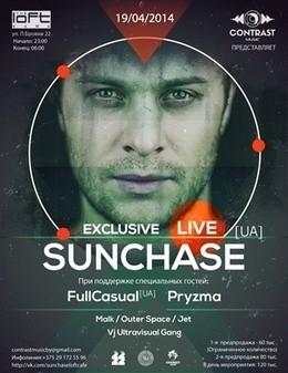 Sunchase LIVE!