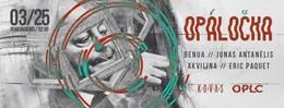 Benua / Jonas Antanelis / Akvilina / Eric Paquet