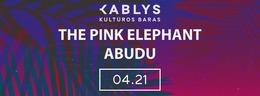 The Pink Elephant (LV) + Abudu / Vilnius