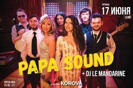 Papa Sound & DJ Le Mandarine
