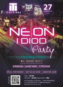 Ne On I Diod Party