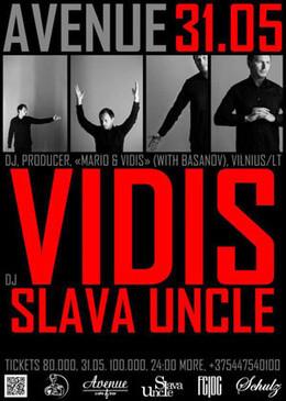 dj VIDIS, dj Slava Uncle