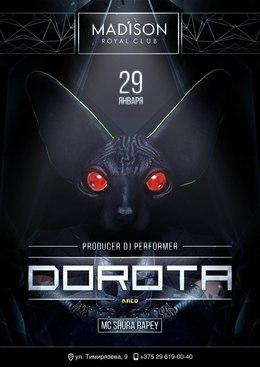 Dj-Performer Dorota