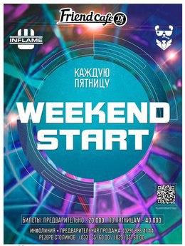 Weekend Start