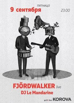 Fjordwalker & DJ Le Mandarine