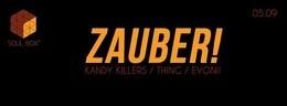 Zauber! Kandy Killers/Thing/Evonii