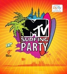 MTV SURFING PARTY