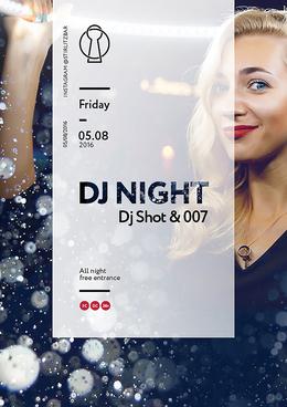 DJ Night, DJ Shot & 007
