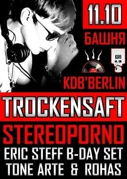 Trockensaft & Stereo'P