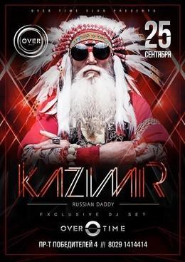 Kazimir Russian Daddy