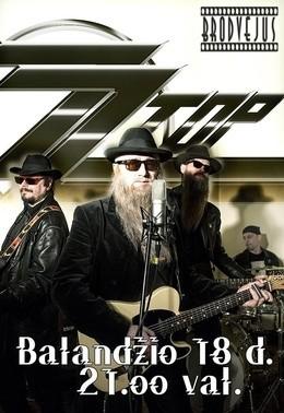 Трибьют ZZ Top от Bluesmakers