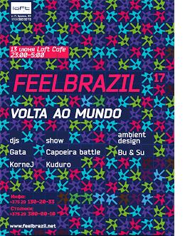 Feel Brazil: Volta Ao Mundo