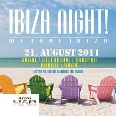 Ibiza night, we love Ibiza