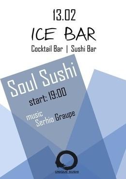 Soul & Sushi | Unique Sushi present's