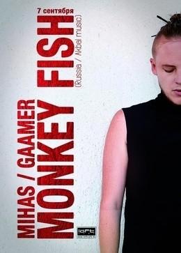 Monkey Fish (Russia / Akbal Music)
