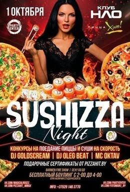 Sushizza