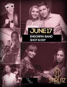 Endorfin Band & Dj`s 007 & Shot