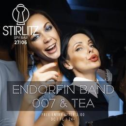 Endorfin Band & Dj`s 007 & Tea