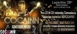 День рождения Cocainn Nightclub
